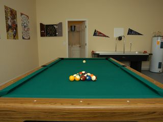 Glenbrook Resort villa photo - pool table