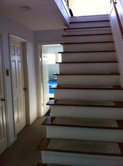 Rye house photo - Stairs to upper level