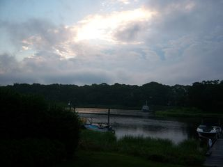 Aquebogue cottage photo - Waterfront Vacation Rentals Long Island. Mornings you want to wake up for here.
