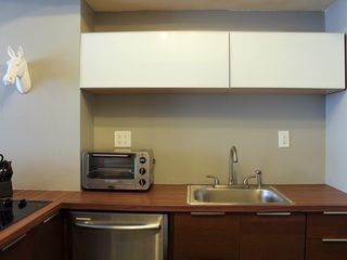 Kitchen - Miami Beach apartment vacation rental photo