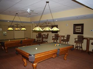 Makai Ocean City condo photo - billiards room