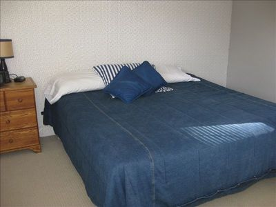All the beds are Nautica Bedding -Master Bedroom with Bath