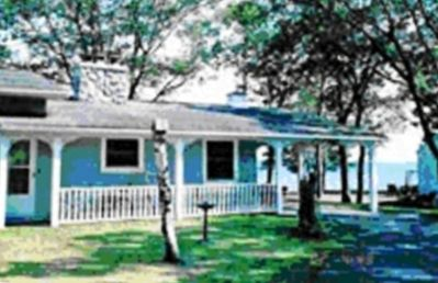 East Tawas house rental - Lake Huron Shoreline House