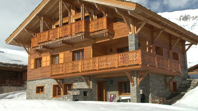 4-star chalet on the slopes - Appartement de plain pied