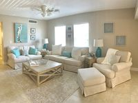 UPSCALE $225-3BED/2BATH 1800 SQFT CONDO/INDIAN ROCKS BEACH/STEPS TO BEACH