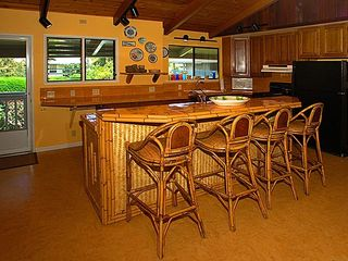 Hanalei house photo - Kitchen with full amenities