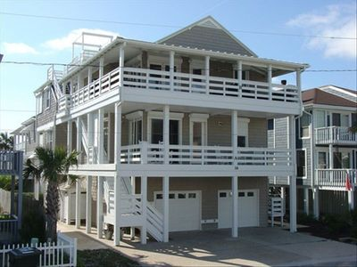 Wrightsville Beach Beachfront View VRBO