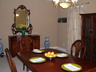 Mobile house photo - Dinning Room