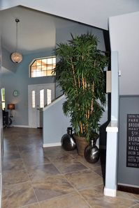 Entrance and Foyer