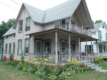 Thousand Island Park cottage rental