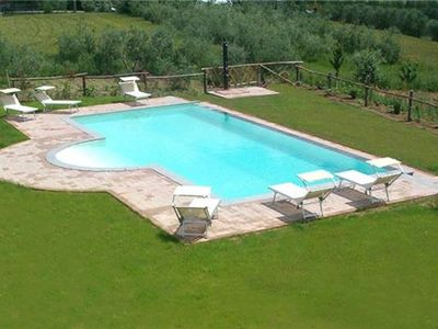 Apartment for 4 people, with swimming pool, in Cortona