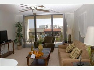 Cape Canaveral condo photo - Living Room
