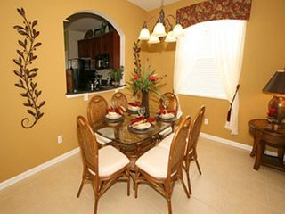 Dining room - Windsor Hills villa vacation rental photo
