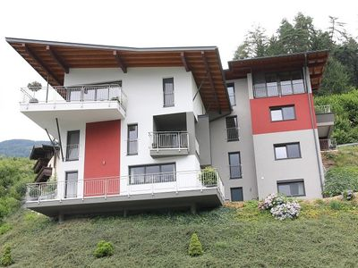 Large apartment with panoramic view over Zillertal
