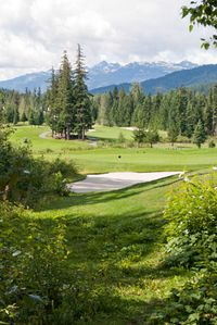 Great Golfing in Whistler, British Columbia
