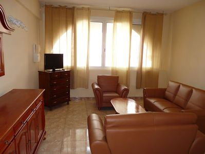 FURNITURE RENTAL 3 bedrooms / 8 people SEA VIEW