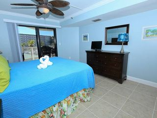 Inlet Reef Club Destin condo photo - Master bedroom view 2