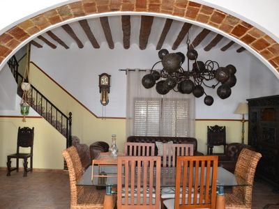 farmhouse cottage with pool Castilians in Murcia