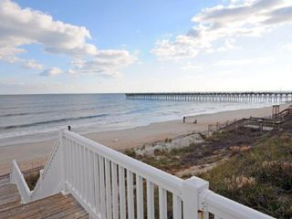 Surf City house photo - View From Beach Access