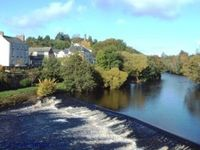 Blairgowrie - Riverside Apartment with balcony, stunning views and tranquility