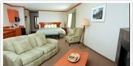 Mount Robson Inn - Miette King Suite - Jasper