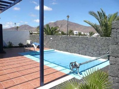 Playa Blanca villa rental - MOUNTAIN AND SEA VIEWS