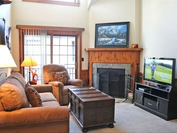 Snowshoe Mountain condo rental