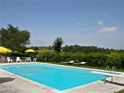 Apartment for 4 people, with swimming pool, in San Gimignano