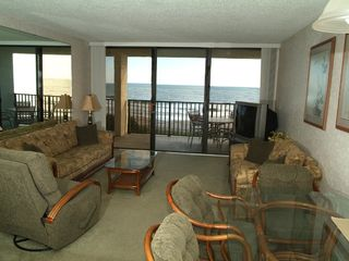 Cocoa Beach condo photo - Spacious Living Room with a View