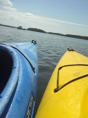 Venice house photo - Kayaking on the Intracoastal