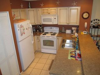 St. Augustine Beach condo photo - Fully Equipped Kitchen
