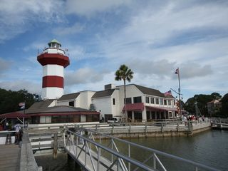 Folly Field villa photo - Visit the famous lighthouse at Harbor Town in the Sea Pines Plantation