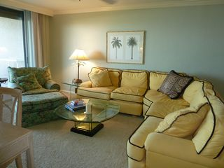 Somerset condo photo - The comfortable family room