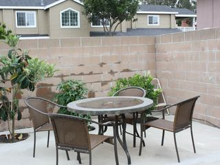 Huntington Beach house photo - Private Patio