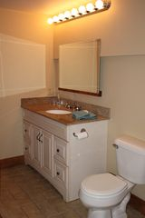 Gayhead - Aquinnah house photo - Lower Level Full Bath has shower and tub