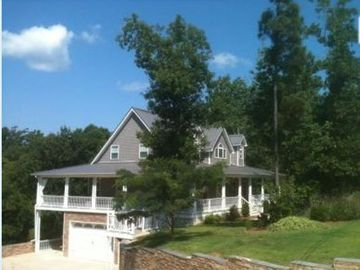 Pickwick Lake house rental