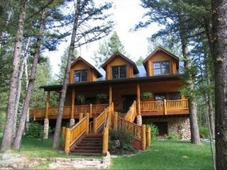 Jackson Hole house photo - OUR HOME