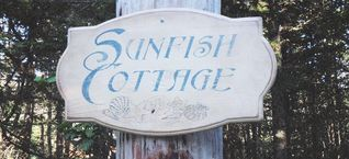 St Margaret's Bay cottage photo - Come visit 'Sunfish Cottage' soon!!!