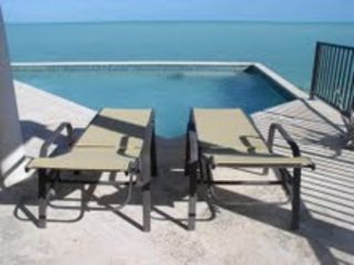 Providenciales - Provo apartment photo - Lounge by the Pool!