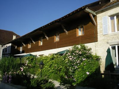 Barn conversions  - large heated pool - sleeps 4 - 26 - Les Hirondelles