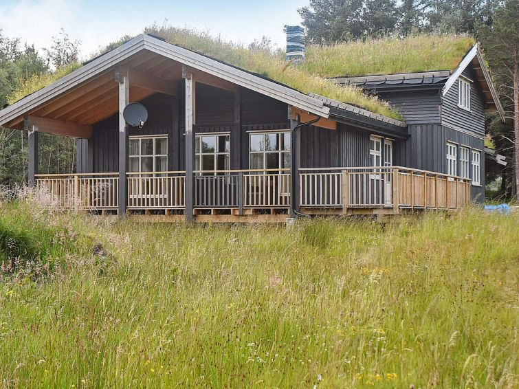 Vacation home Soleim  in Tustna, Northern Fjord Norway - 10 persons, 4 bedrooms