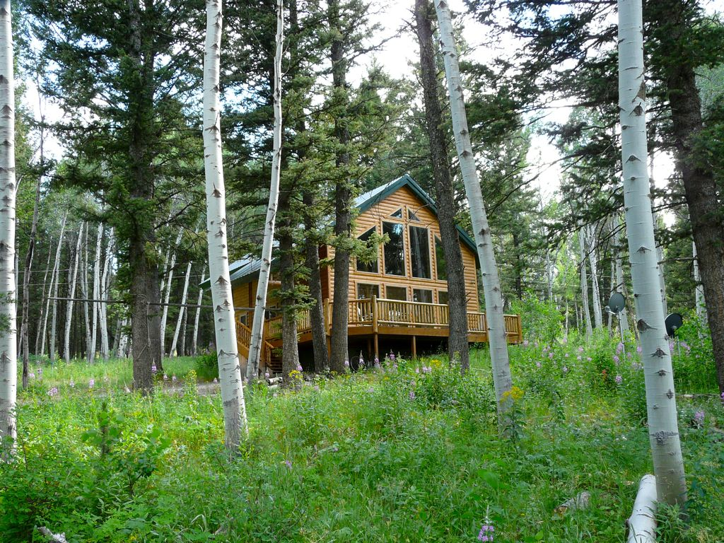 Secluded Cabin In The Woods Near Henry S Lake Vrbo