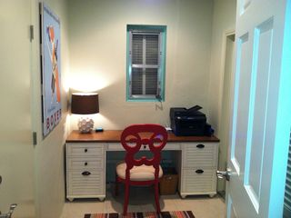 Fort Lauderdale house photo - Office with Printer/Fax High Speed Wifi French Doors to Pool