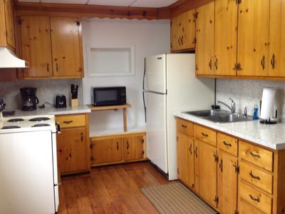 Gettysburg apartment rental - Kitchen.