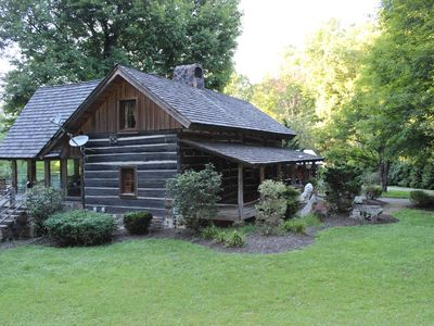 Authentic U0026 Modern Log Cabin W/ Stables Venue, 15 Miles From Downtown  Knoxville