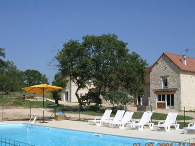 country holiday home - Azerat Thenon