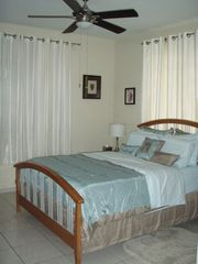 Aguadilla house photo - Master Bedroom with 32 inch flat panel TV.