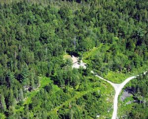 Greenville cabin photo - Arial view of the property as seen by one of the seaplane services available.