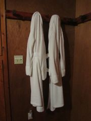 Idyllwild cabin photo - Spa robes
