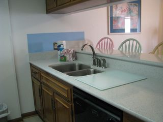 Blue Water Resort condo photo - Kitchen Counter